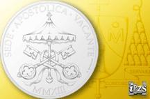 Vaticano: l'Ipzs conia la Medaglia Ufficiale per la Sede Vacante